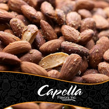 Toasted Almond Capella Flavour Concentrate 10 ml