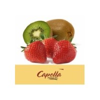Kiwi Strawberry with Stevia Capella Flavour Concentrate 10 ml