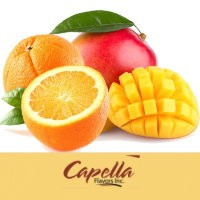Orange Mango with Stevia Capella Flavour Concentrate 10 ml