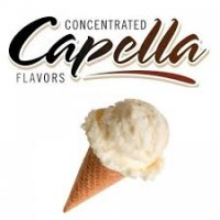 Vanilla Ice Cream Capella Flavour Concentrate 10ml