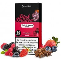 Cartridges Nicsalt 20mg Freeze Pink Dragon 1ml (4pcs)