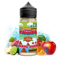 Fruit Mix Hello Cloudy Game Over 0mg 200ml 50/50
