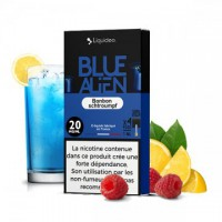 Cartridges Nicsalt 20mg Blue Alien 1ml (4pcs)