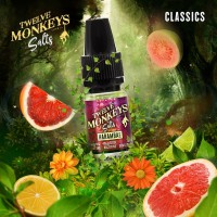 Twelve Monkeys Salts Harambae 10ml 10mg 50/50