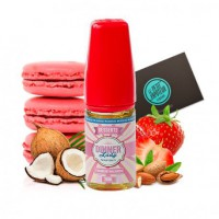Dinner Lady Strawberry Macaroon Concentrate 30ml