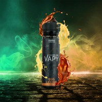 VAPY Silver Line Peanut Custard e-liquid 60ml, 6mg 75/25