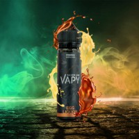 VAPY Silver Line Egg Liquor e-liquid 60ml, 6mg 75/25