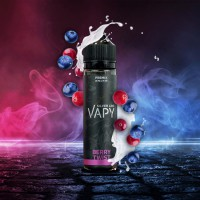 VAPY Silver Line Berry Twist e-liquid 60ml, 6mg 75/25