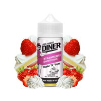 Strawberry Shortcake ZHC Mix Series Late Night Diner 50ml 0mg 70/30