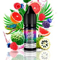 Just Juice Nic Salt Exotic Fruits Cherimoya, Grapefuit & Berries 10ml 20mg