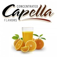 Juicy Orange Capella Flavour Concentrate 10 ml
